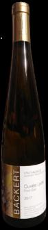 Pinot gris Cuvée Lydie 2017