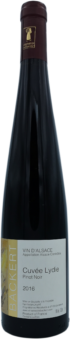 Pinot noir Cuvée Lydie 2016